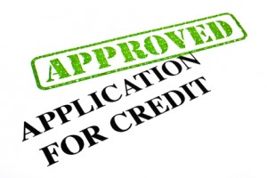 Application For Credit APPROVED